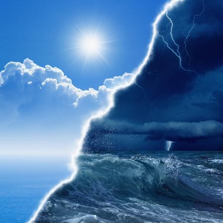 Storm vs Calm